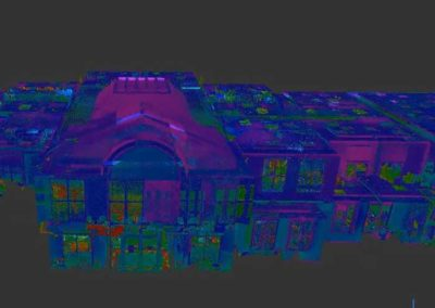 As-Built Plans from 3D Laser Scanning