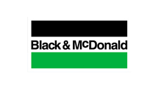 Black & McDonald Logo