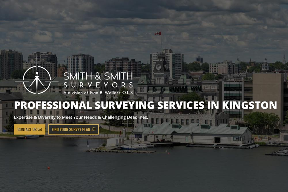 Smith and Smith Surveyors in Kingston